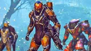 ANTHEM - 21 Minutes of NEW Gameplay Walkthrough Demo (PS4 XBOX ONE PC)
