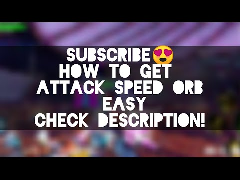 AVABEL ONLINE : HOW TO GET Attack Speed ORB😁