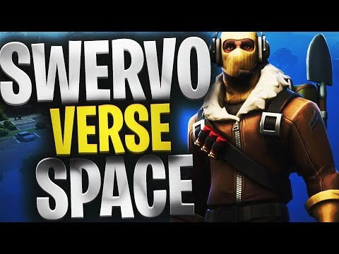 Swervo VS Space Fortnite Clan Battle (Insane 2v4 Clutch)