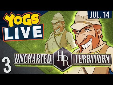 HighRollers D&D: Uncharted Territory - Episode 3 (14th July 2017) AD