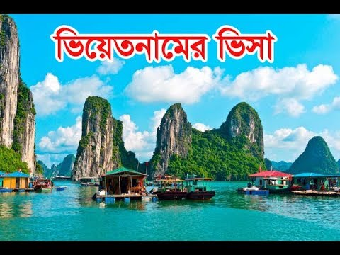 ভিয়েতনামের ভিসা কিভাবে পাবেন । VIETNAM VISA INFORMATION. Vietnam Travel Guide.