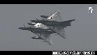 Mirage 2000 N à 1000 km/h [Full HD]
