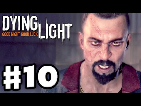 Dying Light - Gameplay Walkthrough Part 10 - The Pit! (PC, Xbox One, PS4)