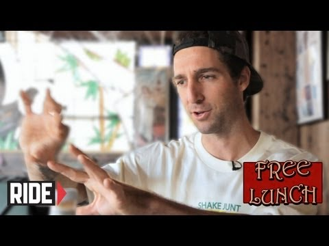 Beagle Smokes a Money Blunt, Captures Hijinx, and More on Free Lunch (Part 2 of 3)