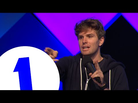 Joel Dommett's Stand-Up at the Edinburgh Fringe