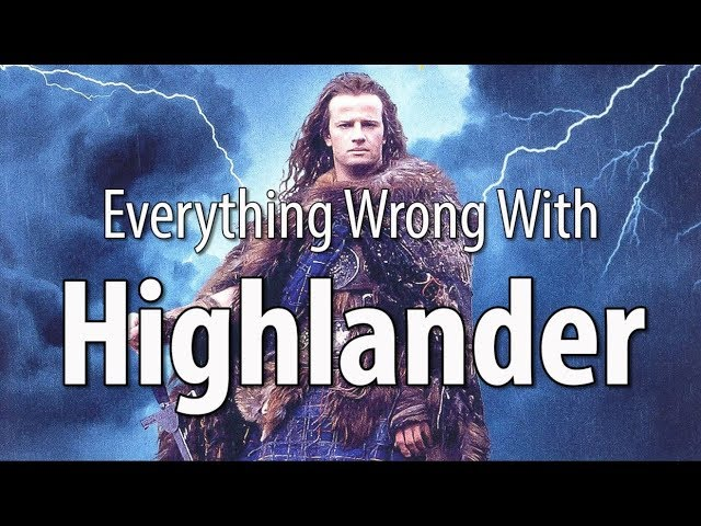 everything-wrong-with-highlander-in-16-minutes-or-less