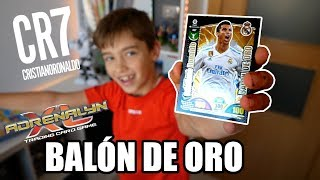 ME TOCA CRISTIANO RONALDO BALON DE ORO - COPA DEL REY - ADRENALYN XL