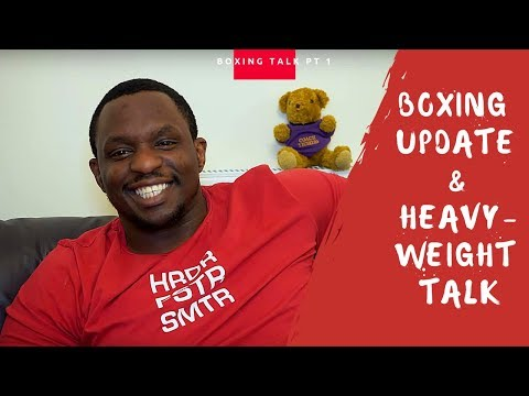 Dillian Whyte Boxing Talk Pt 1 - 'Joshua's The Lance Armstrong Of Boxing'