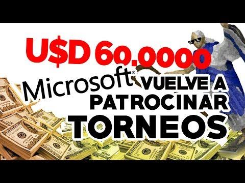 NO LO CREERAS! MICROSOFT VUELVE A PATROCINAR 60000 U$D PARA AGE OF EMPIRES 2