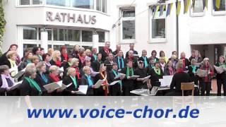 Irgendwie, irgendwo, irgendwann - Nena & Kim Wilde - www.voice-chor.de