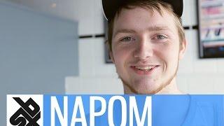 NAPOM  | Vice Beatbox World Champion 2015