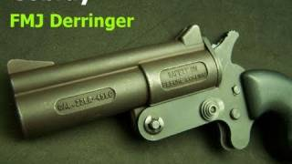FMJ 410 Derringer by Cobray(, 2010-09-20T22:22:39.000Z)