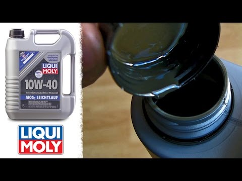 liqui moly mos2 leichtlauf super 10w40 original product. Black Bedroom Furniture Sets. Home Design Ideas