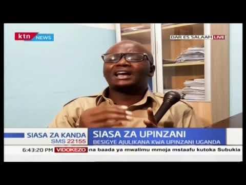 Siasa za Upinzani: Mchakato wa kushinikiza afisi ya kiongozi rasmi wa upinzani kubuniwa | Siasa za Kanda