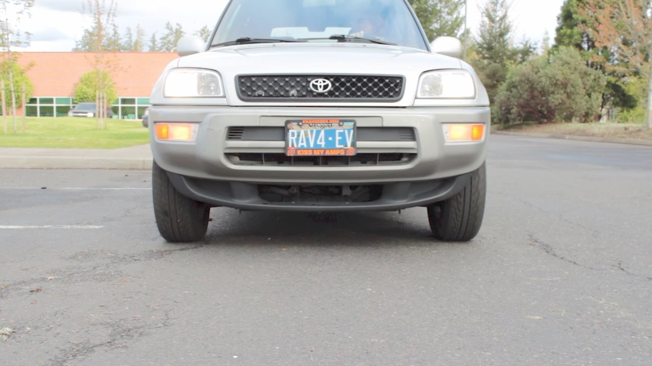 2002 RAV4 EV - How, Why -- And What We're Going To Do With It