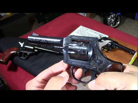 NEF MODEL R92 22LR DOUBLE ACTION REVOLVER