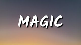 Kylie Minogue - Magic (Lyrics)