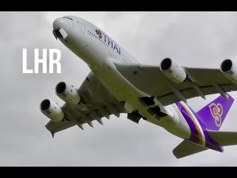 *HEAVY Midday Take Offs* London Heathrow Airport, Incl QANTAS B789....✈️✈️