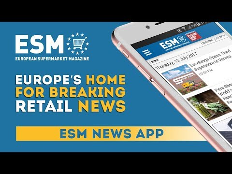 ESM: The European Supermarket Magazine - download the app today!
