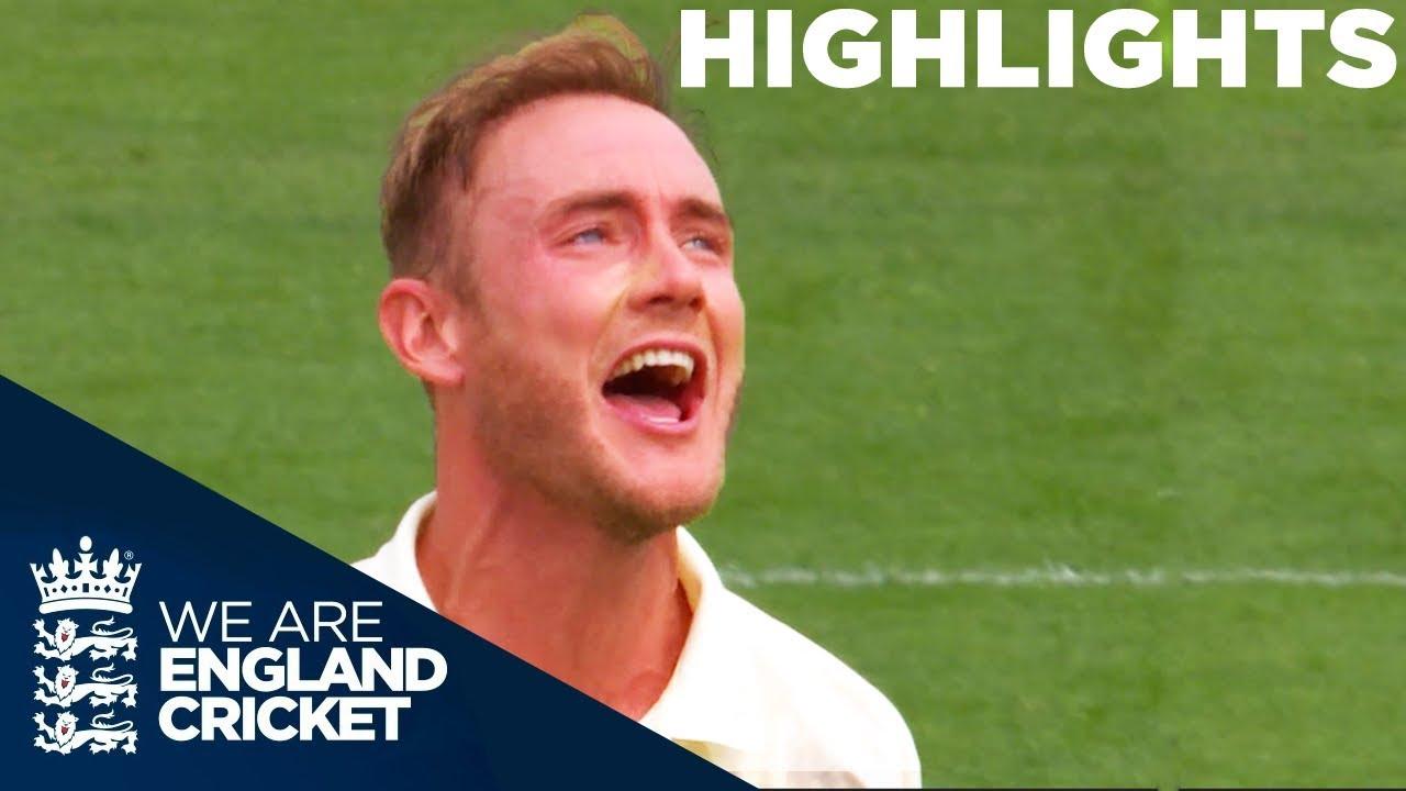 England Produce Big Response On Day 1 At Headlingley - England v Pakistan  2nd Test 2018 - Highlights