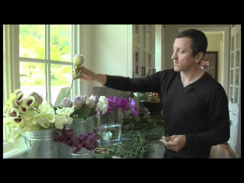 How to Care for Your Flowers: Flower Care Tips from Nico De Swert   Pottery Barn