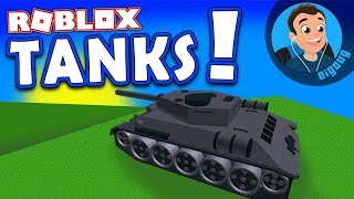 I just found this great roblox tank game called Tankery!!
