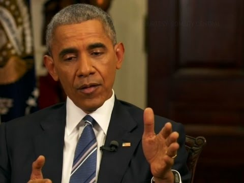 Obama Addresses Alleged Russian Election Hacking