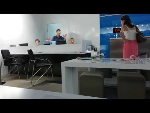 Отношение сотрудников сервис центра Samsung к клиентам