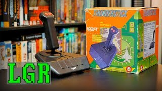 LGR - Revisiting My First Joystick! 'Mac & Cheese'
