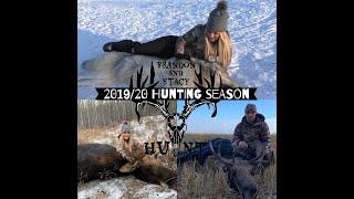2019/20 HUNTING SEASON