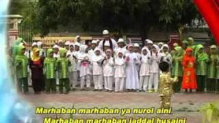 Mahalul Qiyam Sholawat Nariyah'an
