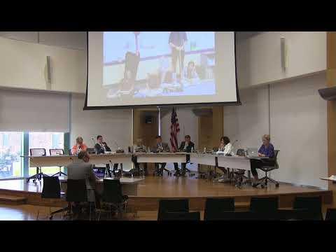 Boston Public School Committee Meeting 9-13-17