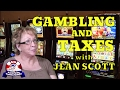 Gambling and Taxes with Gambling Author Jean Scott - YouTube