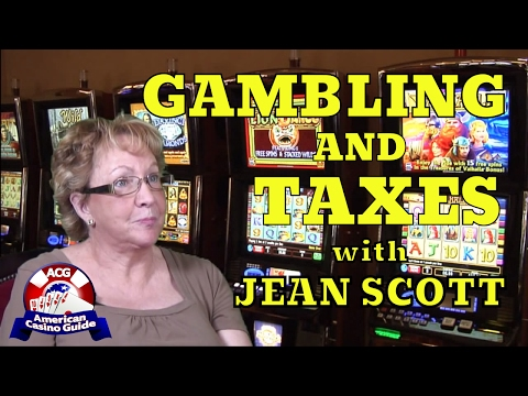 Gambling And Ta With Gambling Author Jean Scott