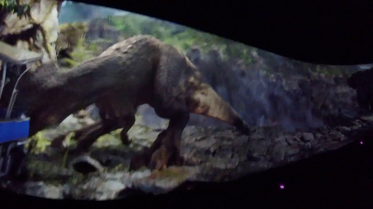King Kong 360 3d Universal Studios Hollywood King Kong 360 3D POV -...