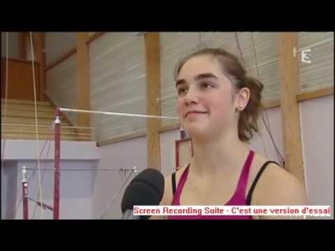 Reportage : Louise Vanhille sélectionnée pour les Jeux Olympiques