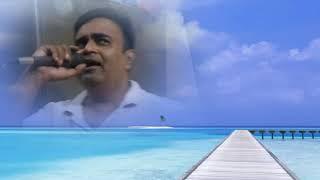 Aankhon mein neendein na dil Mein karar karaoke only for male singers by Rajesh Gupta