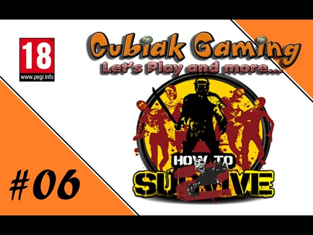 WO FUNKT'S DENN HIER? ★ Let's Play How To Survive 2 #06