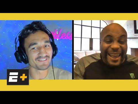 Daniel Cormier & Max Holloway have hilarious exchange about who could beat the other | UFC Fan Q&A