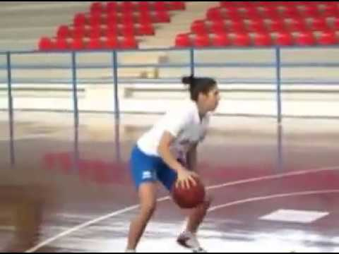 Sequence Daily Drills of Ceprini Orvieto Women's Basketball Team (A1) - Italy