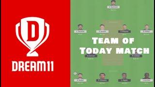My Dream11 Team Rajasthan Royals vs Chennai Suprer Kings Today