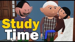 STUDY TIME / CS Bisht Vines / School Classroom Comedy / Teacher Student Jokes / Mammy Papa jokes