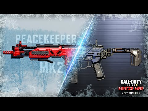 Call of Duty®: Mobile S13 New Weapon | Peacekeeper MK2