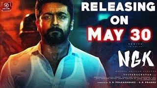 அரண்டுபோன ரசிகர்கள் Shocking Announcement NGK Release On May 30 | NGK | Suriya |  Sai Pallavi