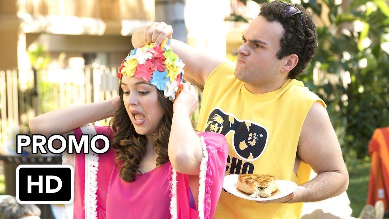 "Download The Goldbergs 5x19 Promo ""MTV Spring Break"" (HD)"