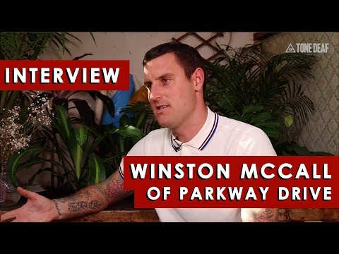 Winston McCall // Interview