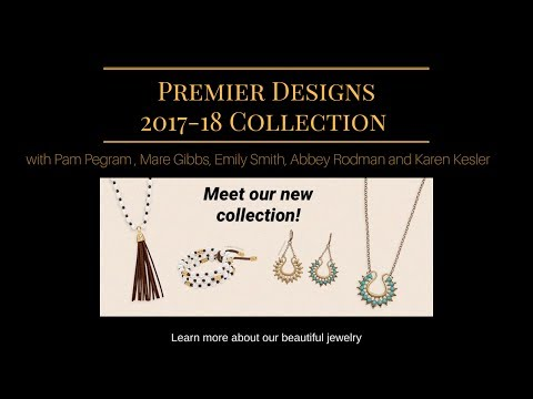Premier Designs 2017-18 Jewelry Collection