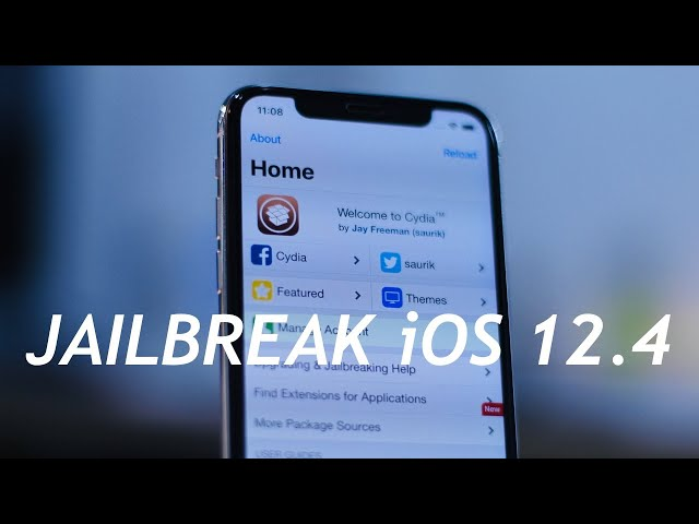 How To Jailbreak Ios 12 4 On Iphone X Xs Max Xr Ipad Pro And More Using Unc0ver Video Tutorial Redmond Pie