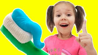 This Is The Way Song | Morning School Routine Nursery Rhymes Song