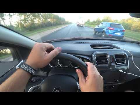 Renault Sandero STEPWAY. Та самая автоматическая трансмиссия CVT. Как едет?